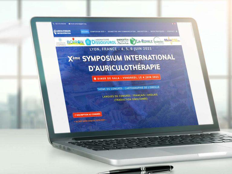 10e Symposium International d'Auriculothérapie